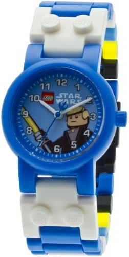 Lego Kids' 8020356 Star Wars Analog Display Japanese Quartz Multi-Color Watch