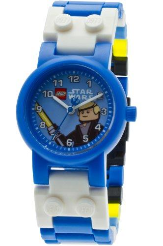 ClicTime - 9002892 - Lego Star Wars Luke Skywalker kinderarmbanuhr - mehrfarbige