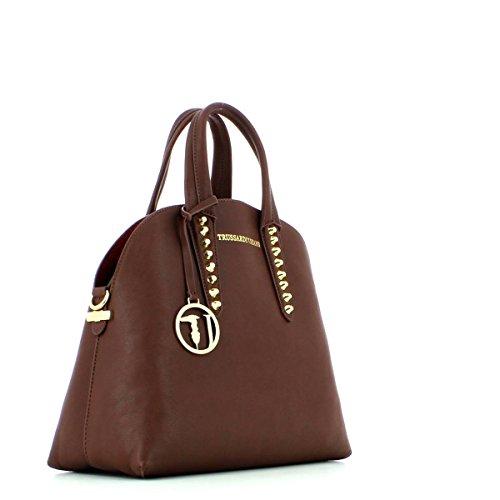 Trussardi Jeans 75B011 Bolso de mano Mujer Bordeaux