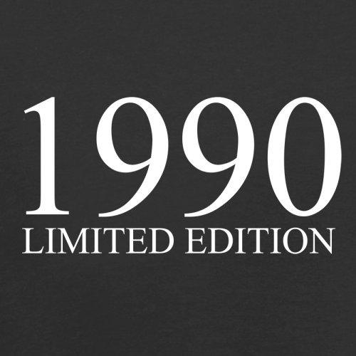 1990 Limierte Auflage / Limited Edition - 27. Geburtstag - Herren T-Shirt - Schwarz - S