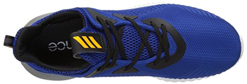 Adidas Performance Mens Alphabounce M Scarpa Collegiale Royal / Neon Orange / Easy Mint