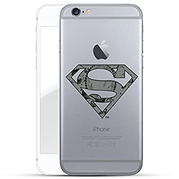 coque superman iphone 6