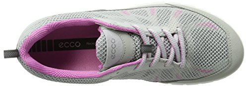 ECCO Women's Terratrail Multisport Outdoor Shoes, Grey (50296warm Grey/Concrete/Pink), 6 UK