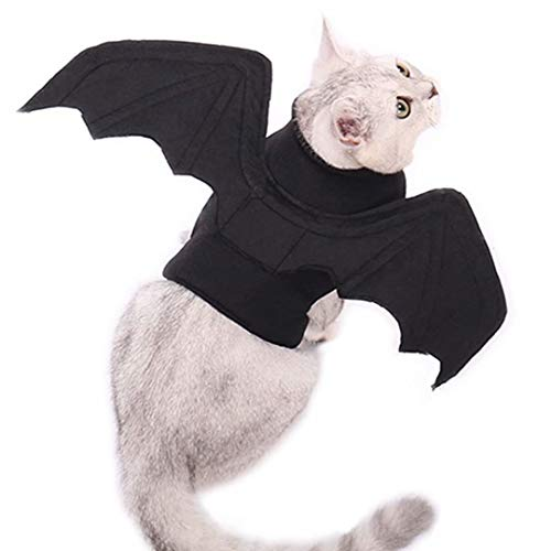 PAWZ Road Halloween Bat Pet Costume for Dogs and Cats -M