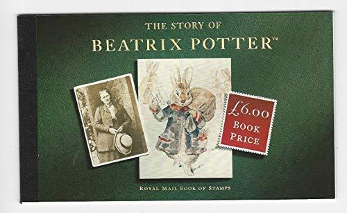 Great Britain, Postage Stamp, BK158 Booklet Mint NH, 1993 B. Potter, JFZ
