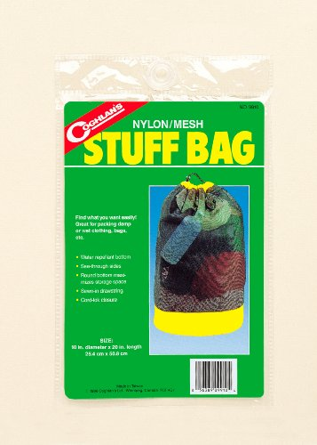 Stuff Bag Coghlans (Coghlan's Mesh Stuff Bag)