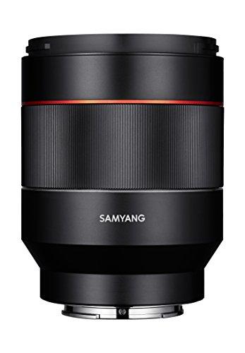 لنز فوکوس خودکار کامل فریم Samyang SYIO50AF-E 50mm F1.4 برای Sony E-Mount ، سیاه