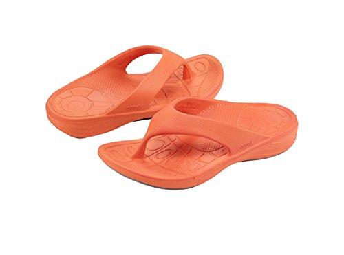 Aetrex Women S Lynco Flip Coral 2VGsb