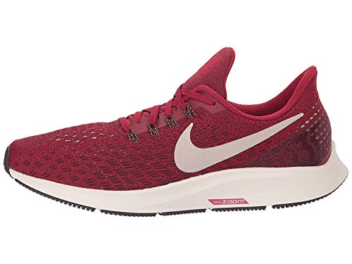 Nike Women's Air Zoom Pegasus 35 Red Crush/Moon Particle/Burgundy Crush 6 B US