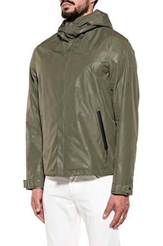 Uomo Verde Wocps2637em036507 Outerwear Woolrich Poliestere Giacca XaZOqwE