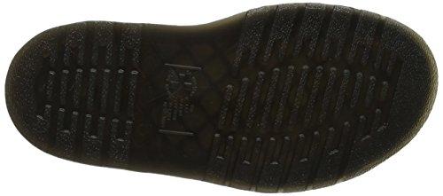 Dr. Martens Dames Romi Platform Sandalen, Zwart Zwart (zwarte Kiezel Lamper)