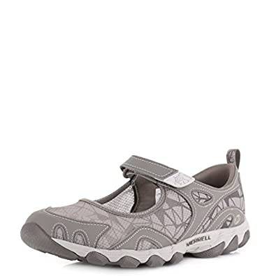 e736c0d7f3250 MERRELL Hurricane MJ Ladies Hiking Shoe, Taupe, UK8 by Merrell:  Amazon.co.uk: Shoes & Bags