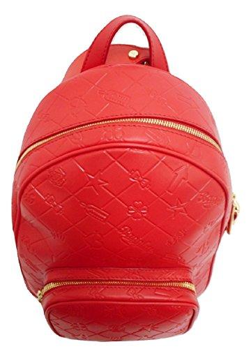 au main BAGGHY femme Small dos à Rouge pour Sac porté rouge xIBqIZr