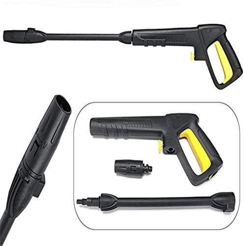Queenwind 12MPa のための高圧きれいな洗濯機のスプレーランス可変的な銃のノズルボッシュ AQT