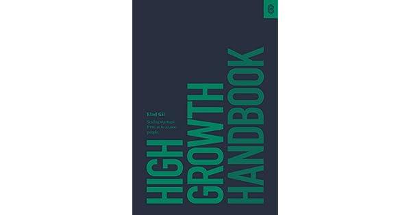 High Growth Handbook