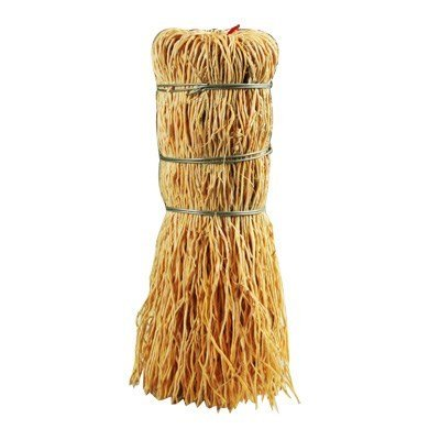 Mexican Natural Fiber Root Brush Scrubber – Escobeta – 5.5 Traditional Handmade