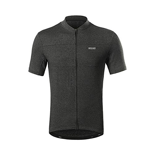 Sunbike Breathable Men Short Sleeve Cycling Jerseys Tops for Bike, Biker, Bicycle ()