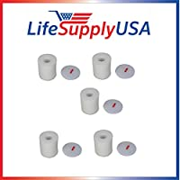 5 Pk Foam Filter kit for Shark Rotator Pro Lift-Away NV500, Compare to Part # XFF500 By LifeSupplyUSA