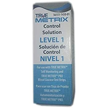 Amazon Com True Metrix Level 2 Medium Control Solution