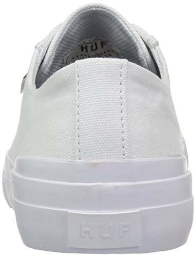 Men's White Ess 5 5 TX LO US Classic HUF Regular Shoe Skate g0BqqdT