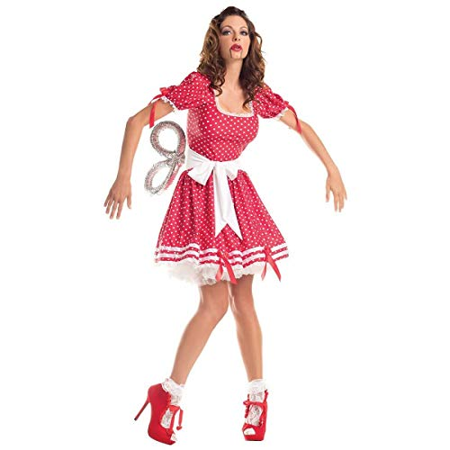 Tftw Wind Up Doll Costume Adult Halloween Fancy