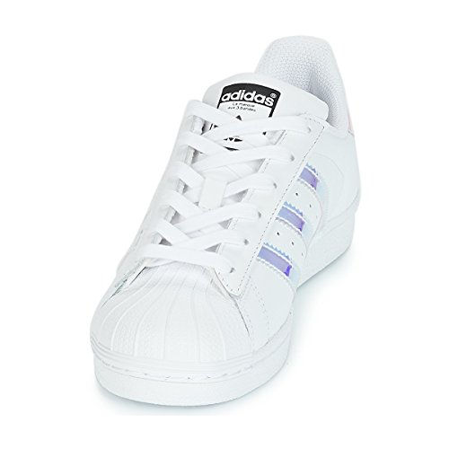 Superstar adidas J Low Top Weiß Kinder Unisex EgqgA