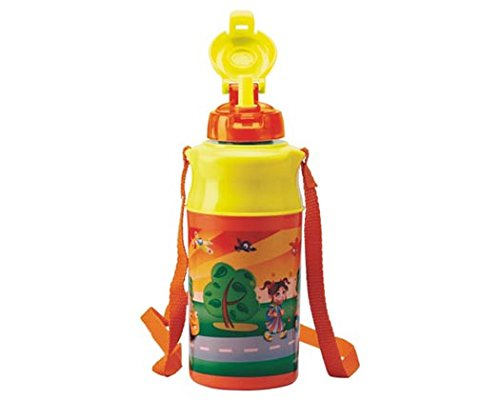 Milton Kool Spark 500 Orange Water Bottle Price & Reviews