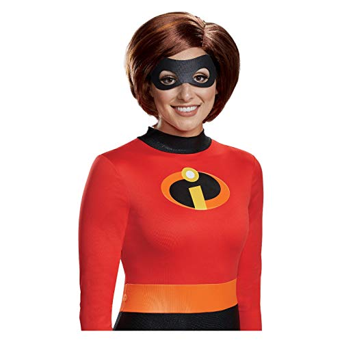 Mrs. Incredible Halloween Costume Wig Disguise