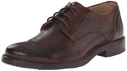 Frye Heren Oliver Oxford Donkerbruin