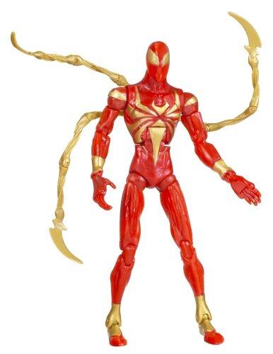 (Spider-man Classic Heroes Figure Assortment - IRON SPIDER-MAN)