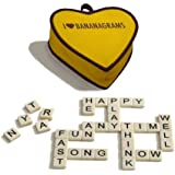 I HEART BANANAGRAMS