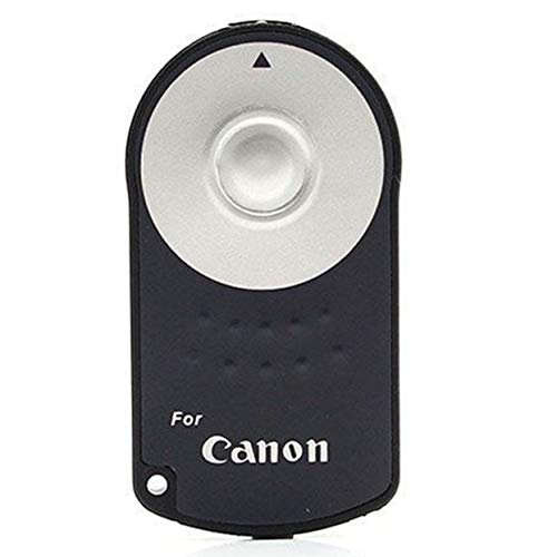 100d Remote - For Canon RC-6 Wireless 7D2 5D2 5D3 700D 60D70D 650D 100D 5D4 Infrared Remote Control With packaging