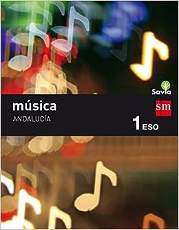 Book MUSICA I 1ºESO ANDALUCIA SAVIA 16 SMMU35