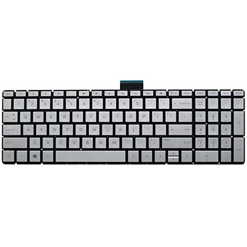 US Keyboard for HP 17g-br100 17q-bu000 17q-bu100 17-ar000 15g-br100 15-bs100 New