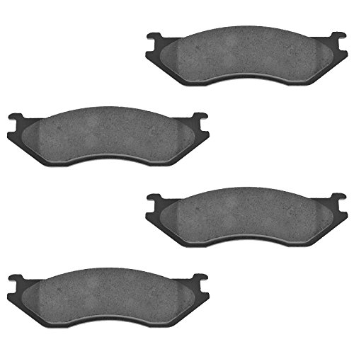 (Front Posi Ceramic Brake Pad Kit for Dodge Ram 1500 Pickup Truck Van)