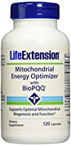 Life Extension Mitochondrial Energy Optimizer with BioPQQ, 120 capsules