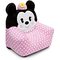 Delta Children Club Chair, Disney Minnie Mouse