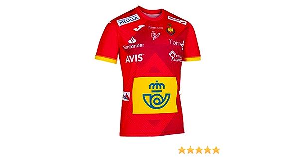 Joma Camiseta Masculina Selecci/ón Espa/ñola Balonmano 2019
