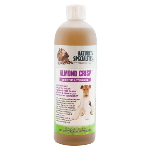 Nature's Specialties Almond Crisp Pet Shampoo, 16-Ounce by Nature's Specialties Mfg