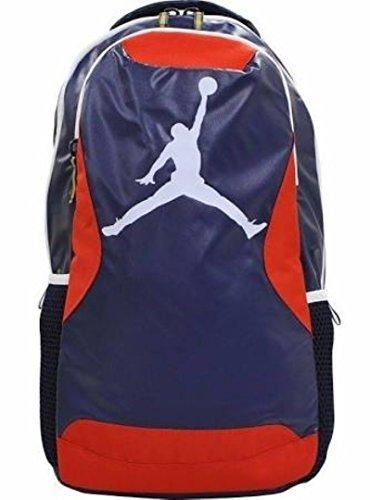 b0b59aa63d2 Galleon - Nike Air Jordan Jumpman School Backpack Book Bag Kids Boys