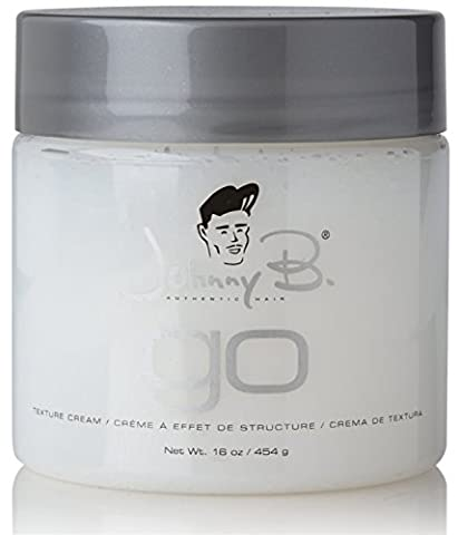 Johnny B- GO Texture Cream - 16oz