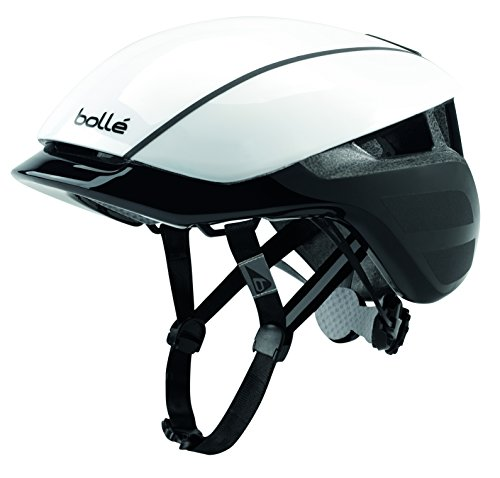 Cheap Bolle Messenger Premium White Black 58-62cm 31285 Cycling Helmet
