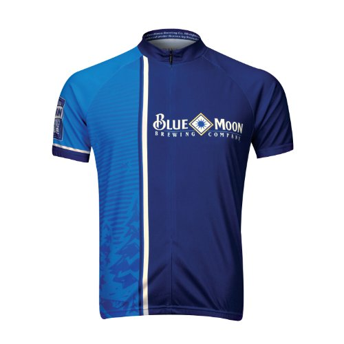 - Primal Wear Blue Moon Night Jersey - BLUE, Medium