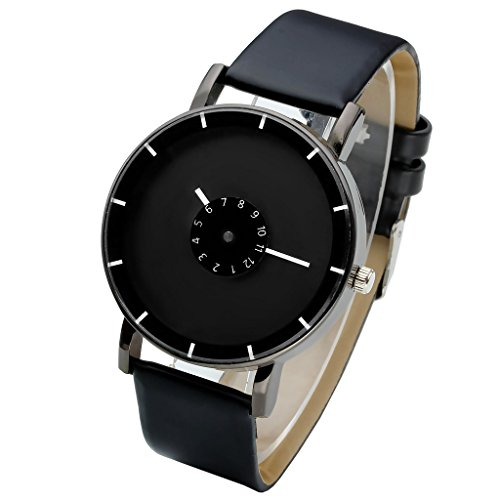 Top Plaza Fashion Leather Watch All