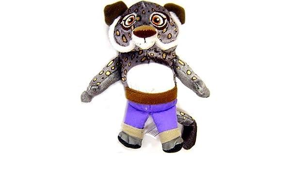 Amazon Com Kungfu Panda 4 Tai Lung Plush By Kung Fu Panda Toys Games
