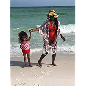 best beach kaftans for summer