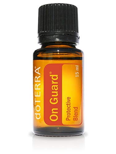doTERRA - On Guard Essential Oil Protective Blend - Supports Healthy Immune and Respiratory Function, Supports Natural Antioxidant Defenses; For Diffusion, Internal, or Topical Use - 15 mL from doTERRA