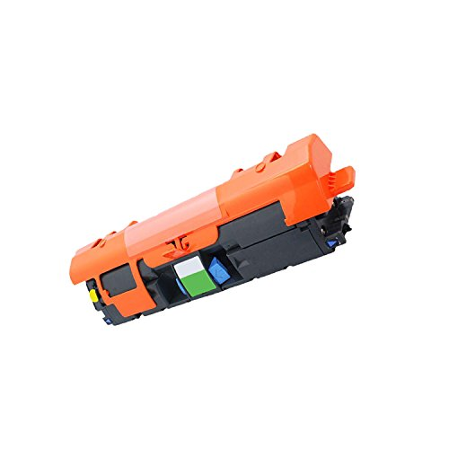 1 Pack Compatible Yellow toner cartridge (Q3962A and C9702A) 4K page yield - C9702a Yellow Cartridge