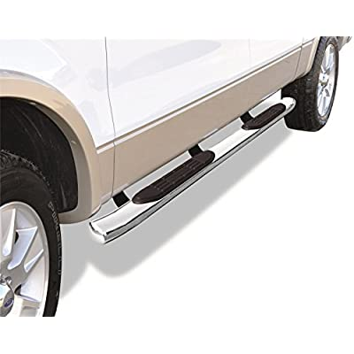 Go Rhino 67427T 415 Series Textured Black Side Step for Toyota Cab Length: Automotive