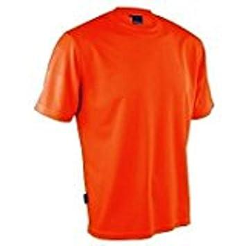 Funktionsshirt neon-orange Gr/ö/ße M Lauf